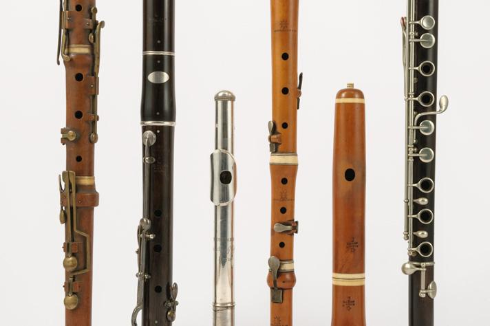 Flutes Traversières
